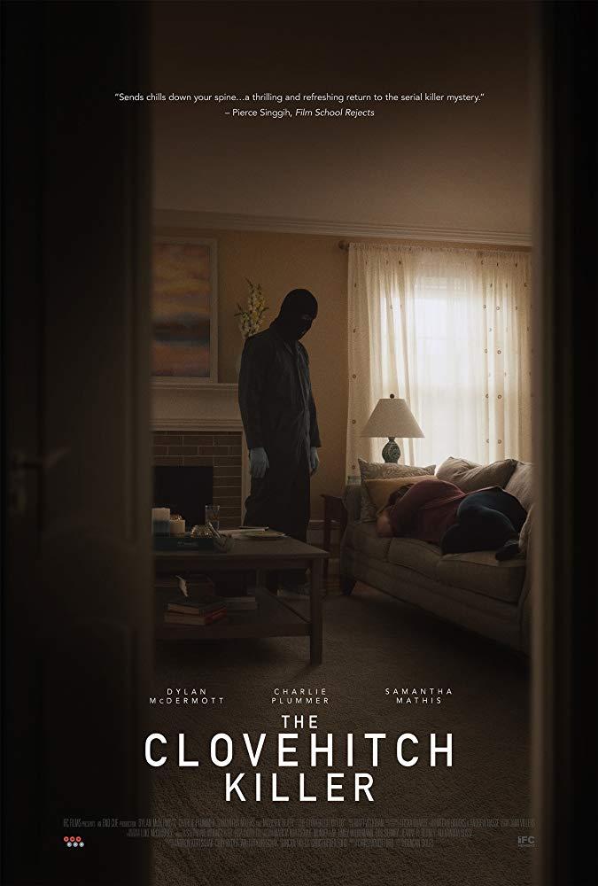 The Clovehitch Killer 2018 WEB-DL XviD MP3-FGT