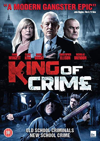 King of Crime (2019) HDRip AC3 X264-CMRG
