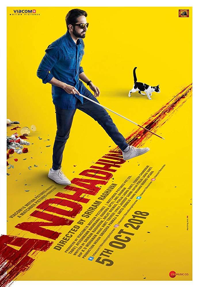 Andhadhun 2018 720p BluRay x264 MkvCage