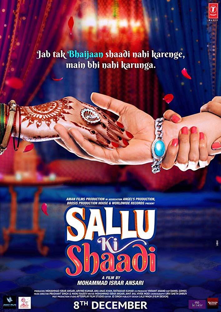 Sallu Ki Shaadi 2018 Hindi 720p HDRip x264 AAC -UnknownStAr [Telly]