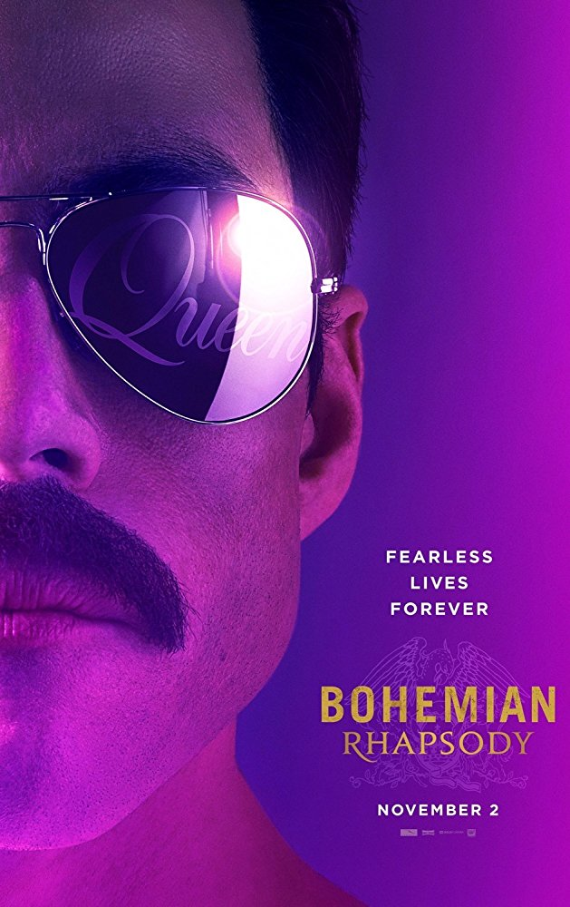 Bohemian Rhapsody 2018 720p BRRip X264 AC3-EVO [TD]