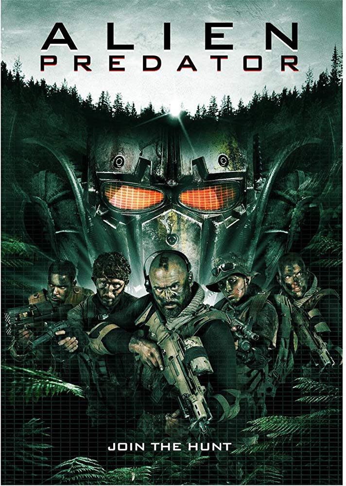 Alien Predator 2018 720p BluRay x264-WiSDOM