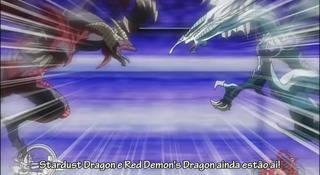 Yu-Gi-Oh 5D's - Evolução do Duelo - Stardust VS Red Demon's 3569840550b1a51f8c7e026ad5a476e43b67a00