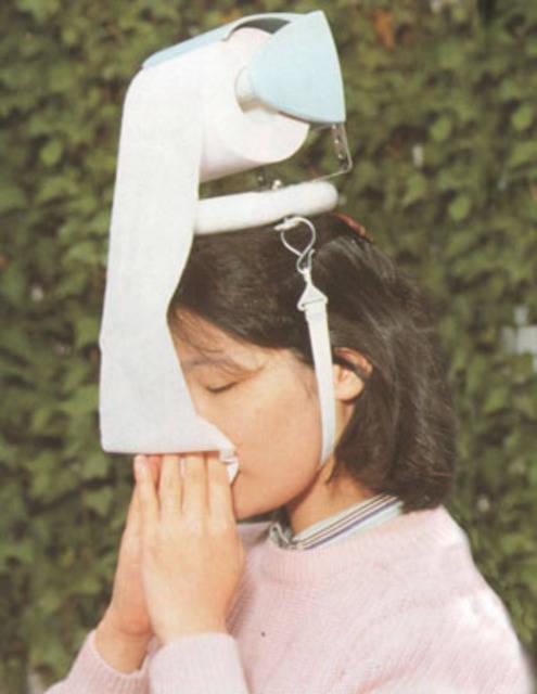 flu tissue