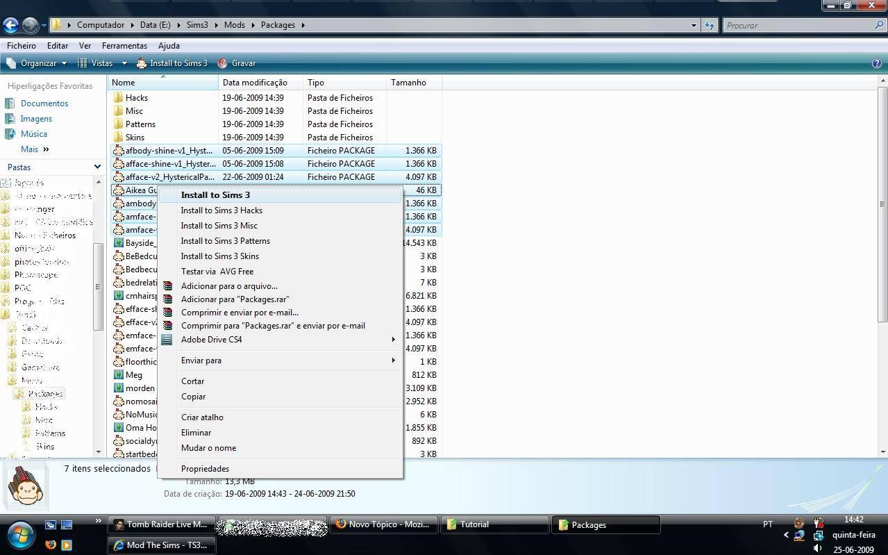 Instale os seus Downloads facilmente - Deixe o trabalho dificil para o macaco 41994256ccf82b50383ac6db706a0d48322b173