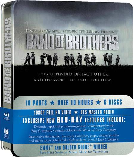 Band of Brothers 2001 1080p - The Last Patrol (DVD 8/10)