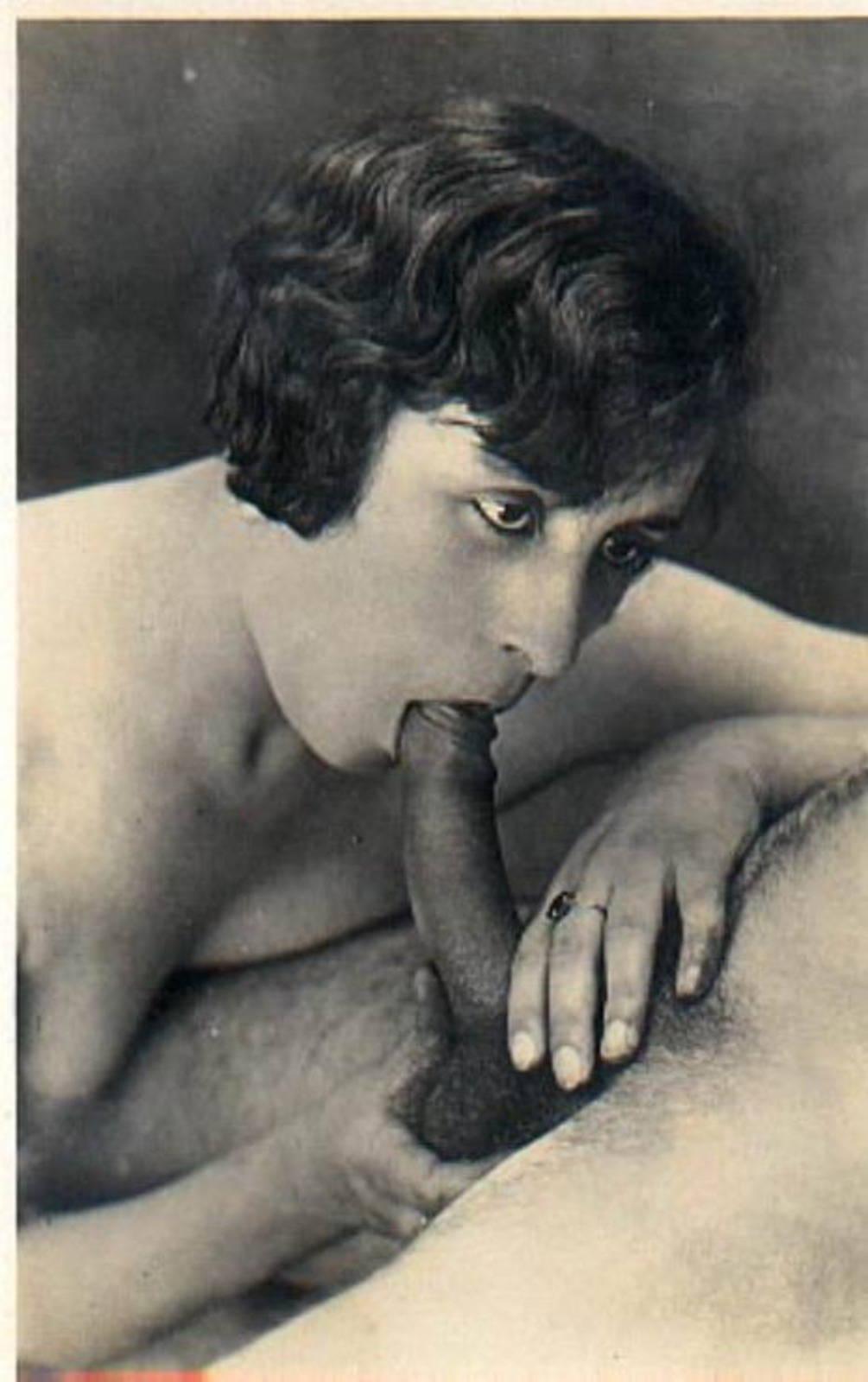 Уроки секса ретро порно 4 фотография