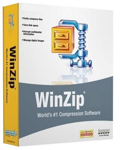 Скачать бесплатно WinZip Pro 17.0 Build 10283 Portable. Чтени