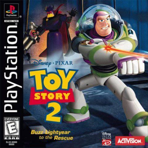 Toy Story 2 [Psx][Esp][HF]
