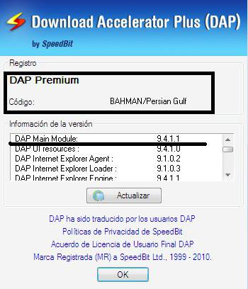 Descargar Download Accelerator Plus 9.4 Full Download