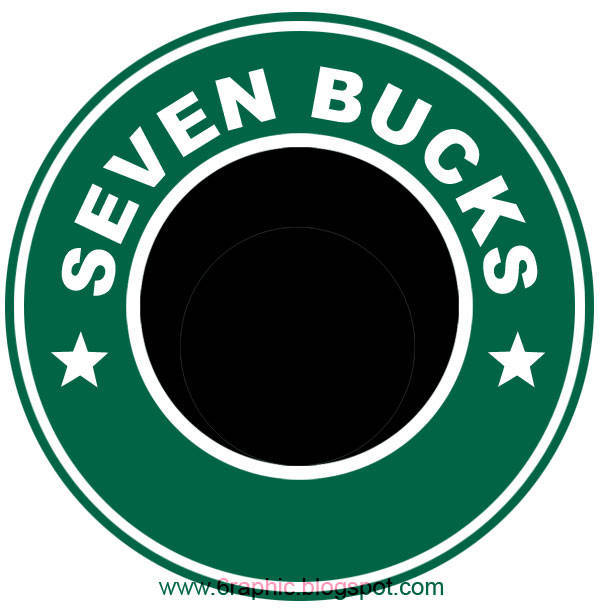Tutorial Membuat Logo Starbucks 1 Belajar Photoshop Create Gambar Kosong