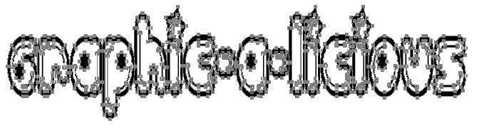 3D Text Effect with Adobe Illustrator CS3
