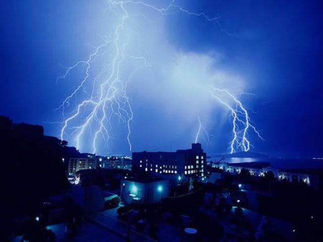 Cómo cuidarse de las tormentas eléctricas