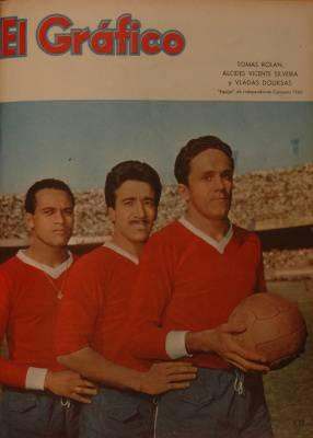 La Roja Oriental | Los 50 charruas de Independiente