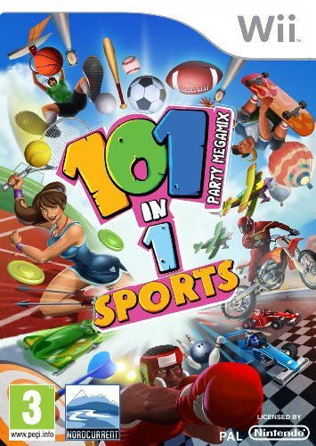 101 in 1 Sports Party Megamix PAL Wii