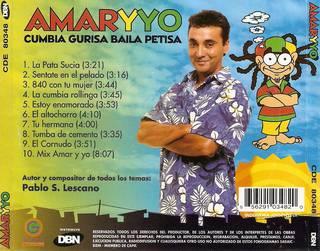 Amar Y Yo - Cumbia Gurisa Baila Petisa(2001) Mediafire 932940528c02a70285872c27383995935cab9e5