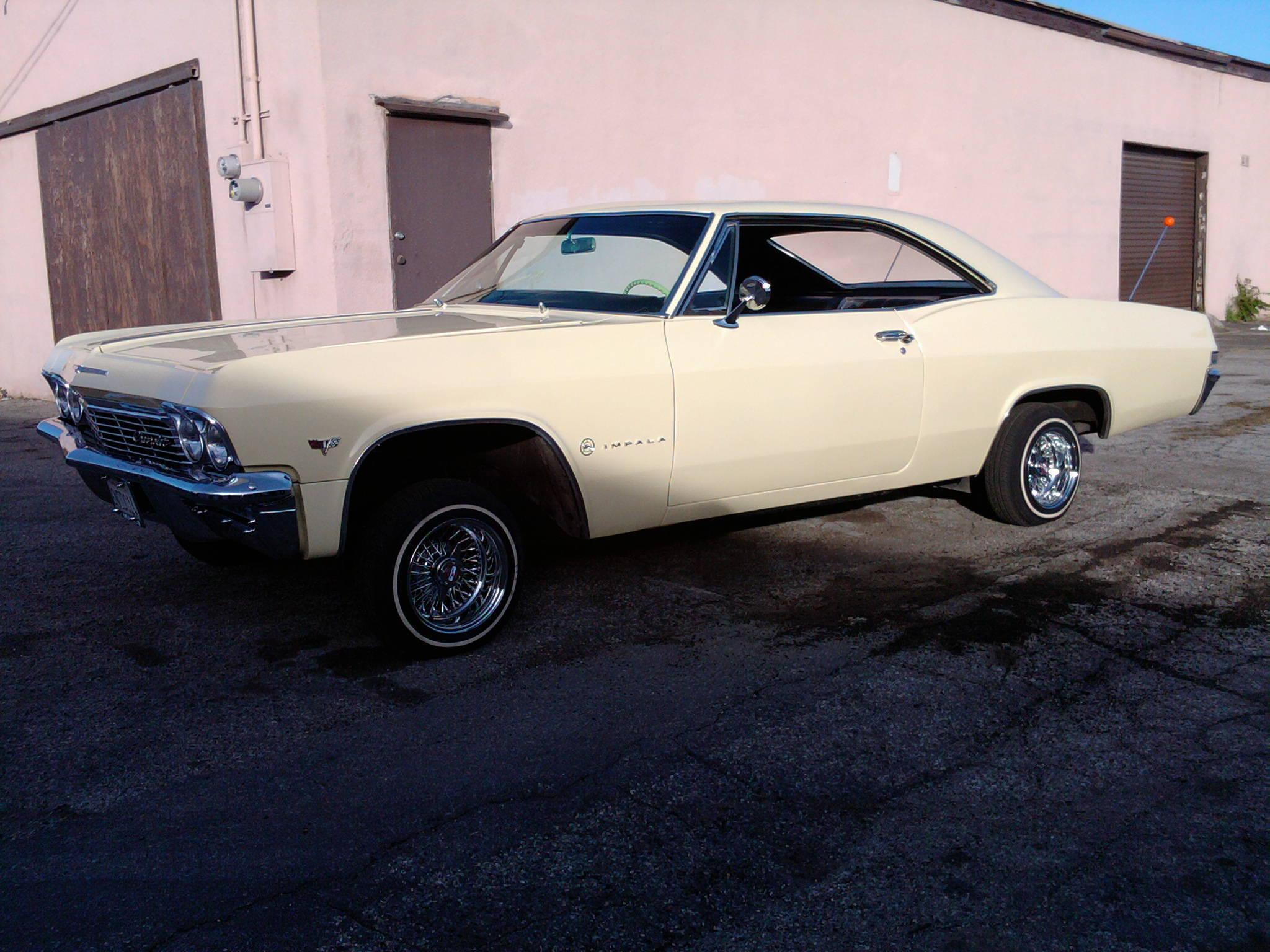 Custom 65 Impala For Sale Html Autos Weblog