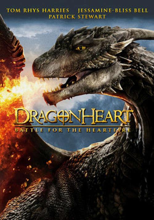 Dragonheart Battle for the Heartfire 2017 BDRip x264ROVERS