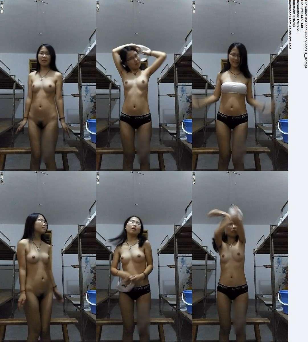 Hot Teen Nude Videos