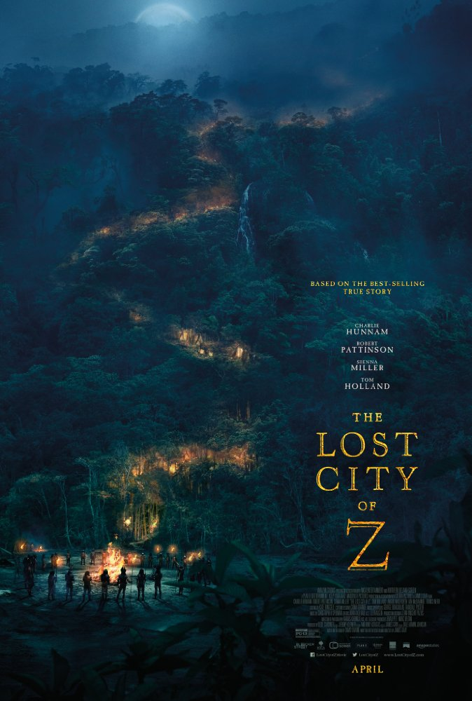 The Lost City of Z 2016 BRRiP AC3 x264LEGi0N