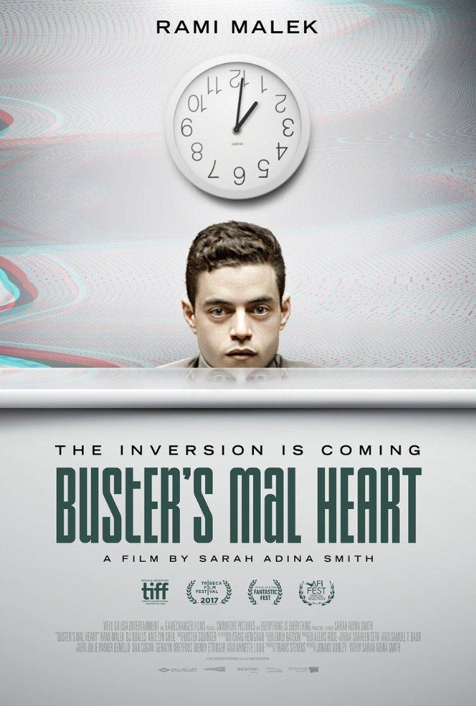 Busters Mal Heart 2017 BRRip XviD AC3EVO