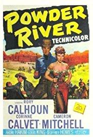 Powder River 1953 DVDRip XViD