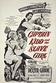 Captain Kidd and the Slave Girl 1954 DVDRip x264