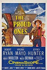 The Proud Ones 1956 DVDRip XViD