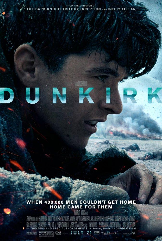 Dunkirk 2017 DVDRip XviD AC3-EVO