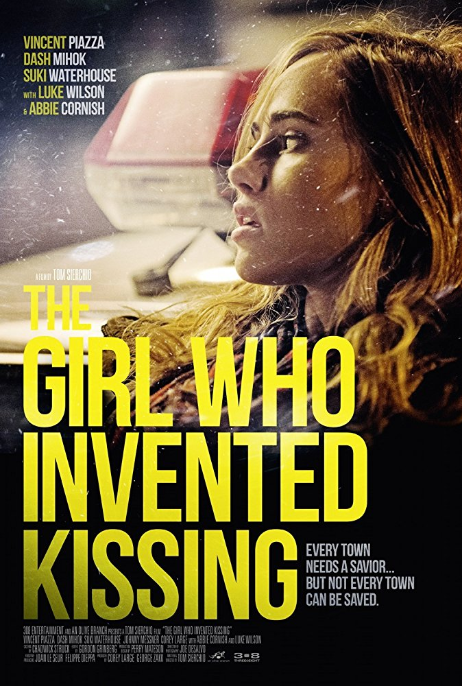 The Girl Who Invented Kissing 2017 HDRip XviD AC3-EVO