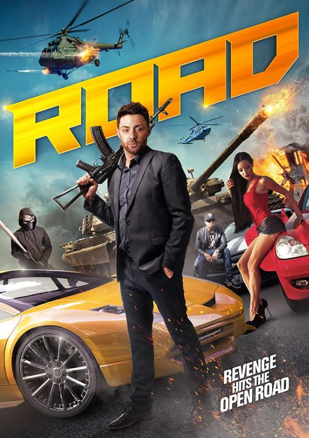 Road 2017 DVDRip XviD AC3-iFT