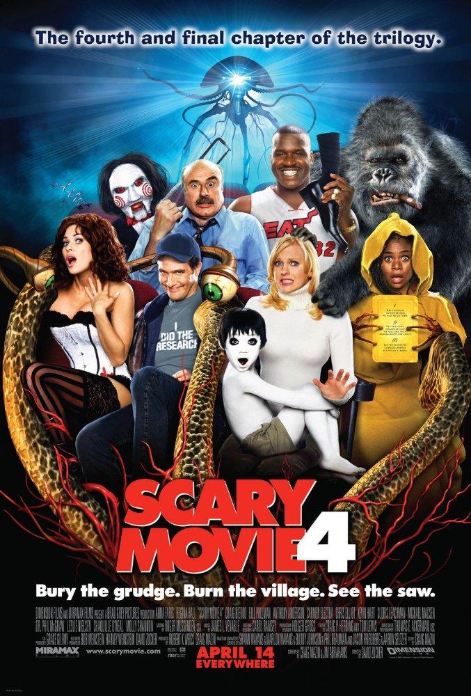 Scary Movie 4 2006 BRRip XviD MP3-XVID