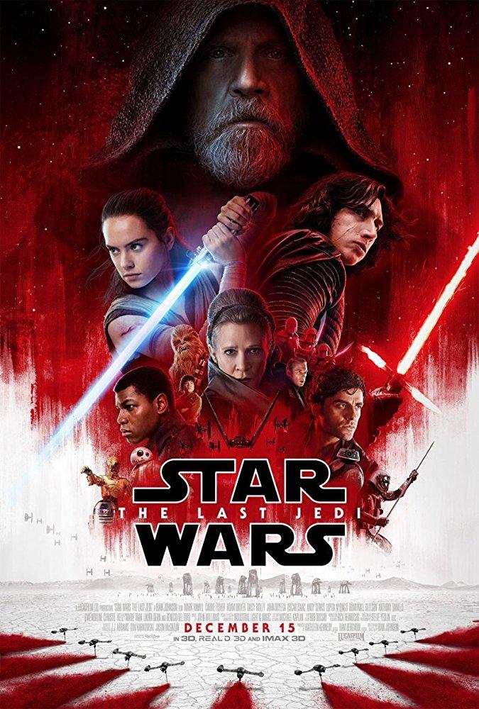 Star Wars The Last Jedi 2017 720p BluRay x264-SPARKS
