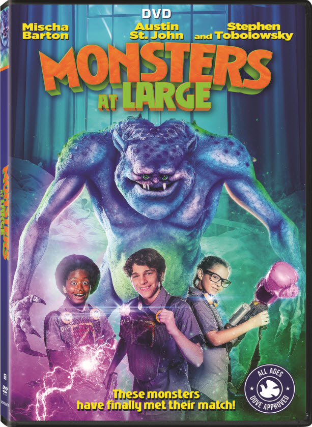Monsters At Large 2018 1080p WEB-DL DD5 1 H264-CMRG
