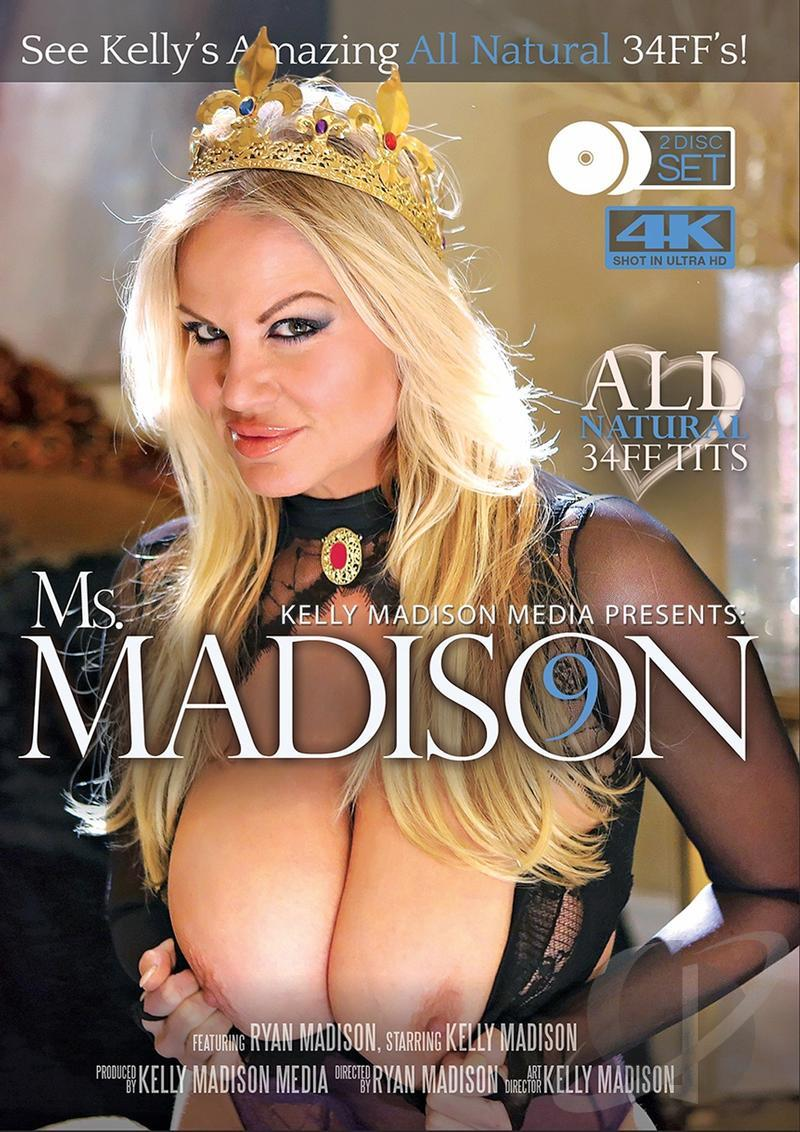Ms Madison 9 DiSC1 XXX DVDRip x264-BTRA