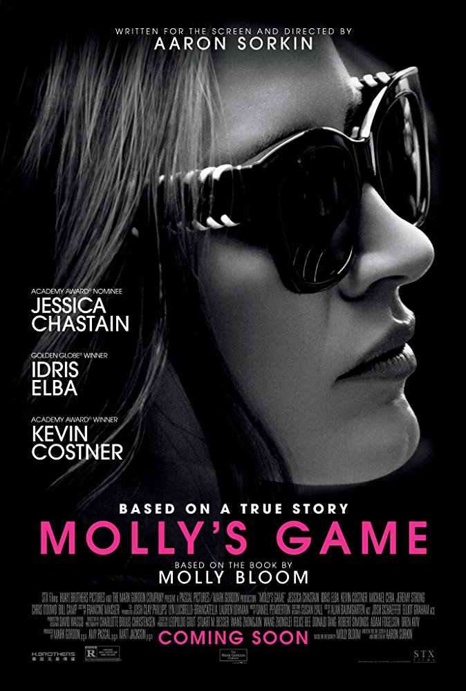 Mollys Game 2017 BRRip XviD AC3-EVO