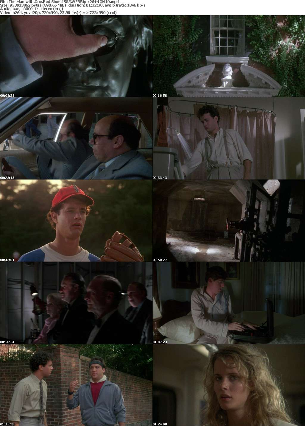 The Man with One Red Shoe 1985 WEBRip x264-ION10