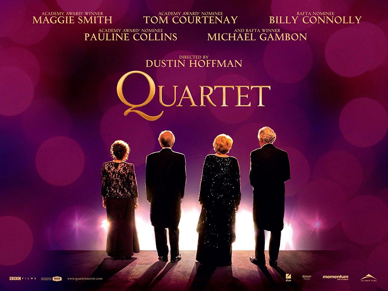 Quartet 2012 BRRip XviD MP3-XVID