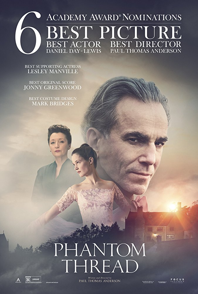 Phantom Thread 2017 720p BrRip 2CH x265 HEVC-PSA