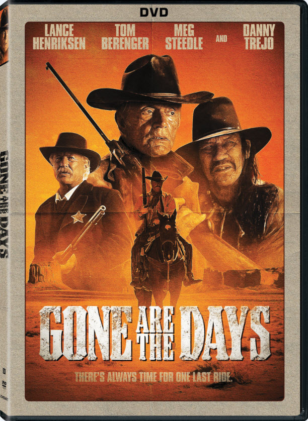 Gone Are the Days 2018 BRRip x264 AC3-Manning