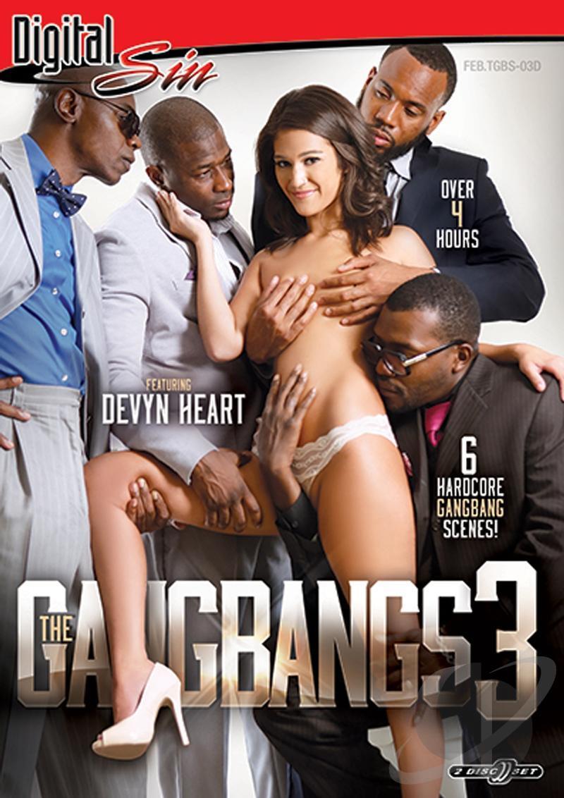 The Gangbangs 3 DiSC2 XXX DVDRip x264-WOP