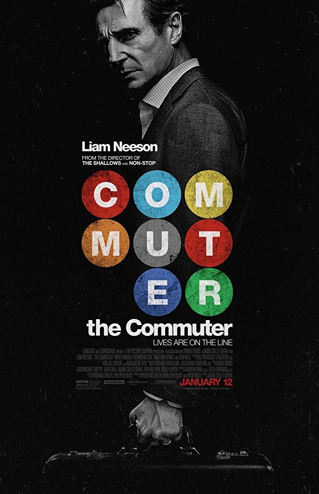 The Commuter 2018 1080p BluRay x264-DRONES