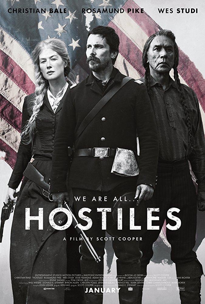 Hostiles 2017 READNFO 1080p WEB-DL H264 AC3-EVO