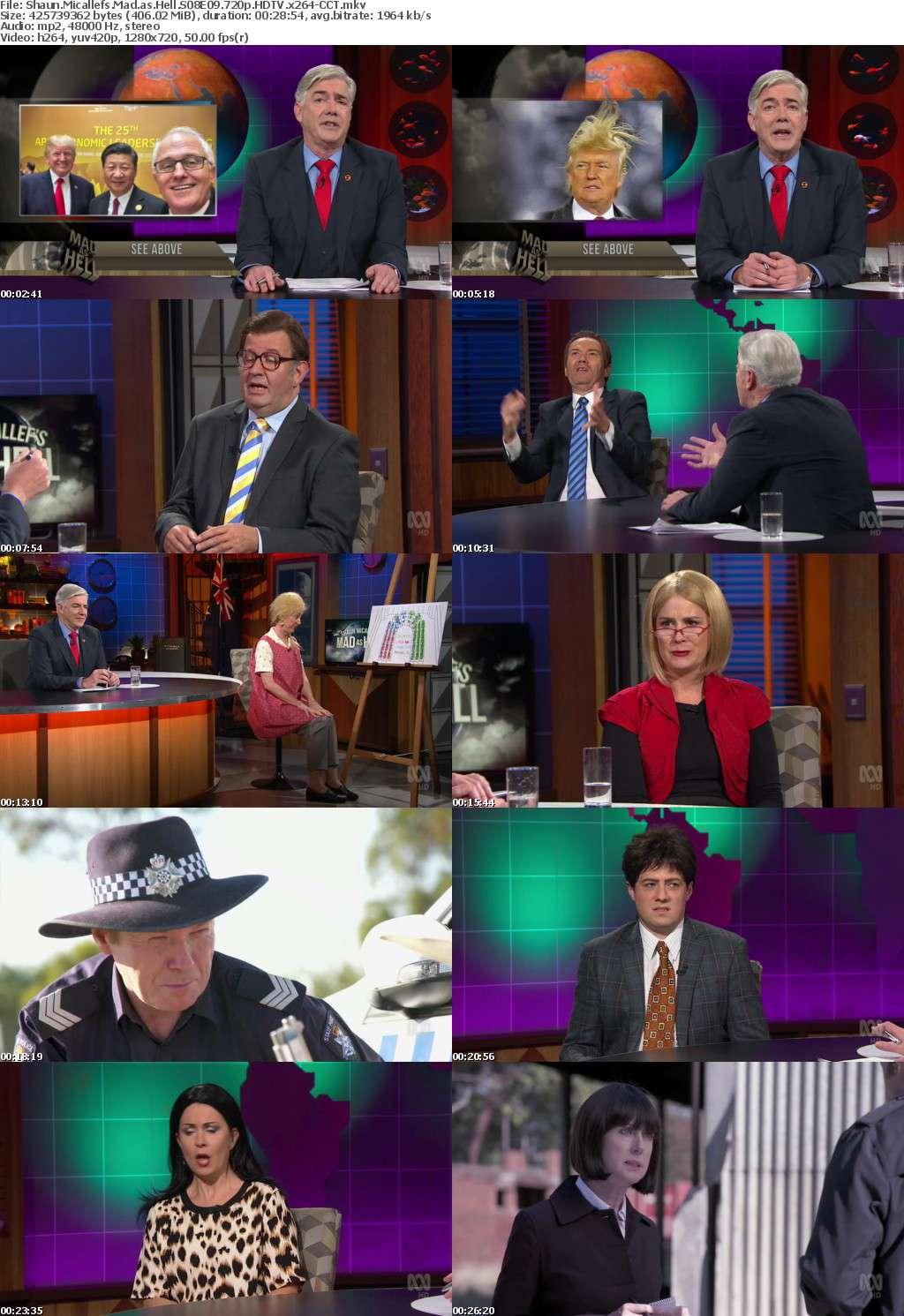 Shaun Micallefs Mad as Hell S08E09 720p HDTV x264-CCT