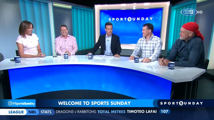 Sports Sunday 2018 04 08 HDTV x264-CBFM
