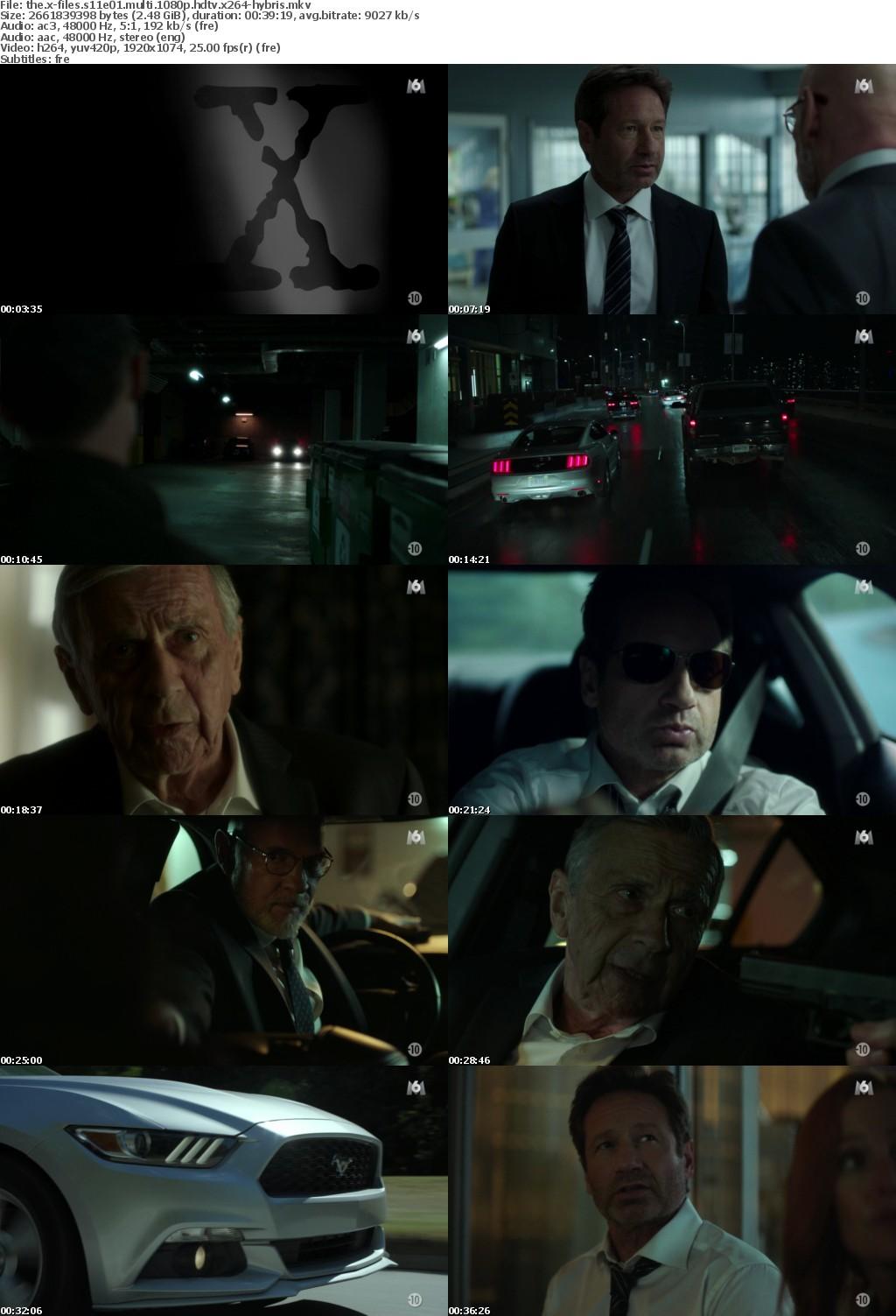 The X-Files S11E01 MULTi 1080p HDTV x264-HYBRiS