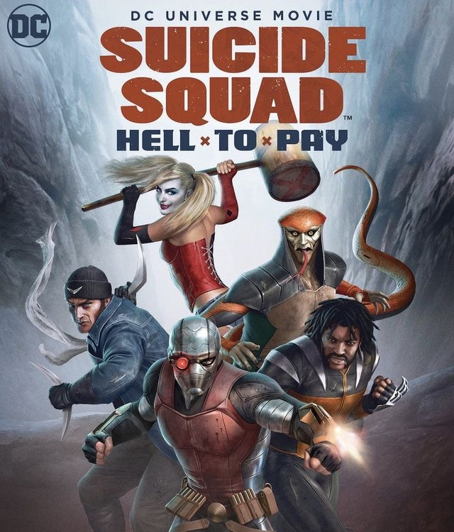 Suicide Squad Hell to Pay 2018 BRRip XviD AC3-XVID