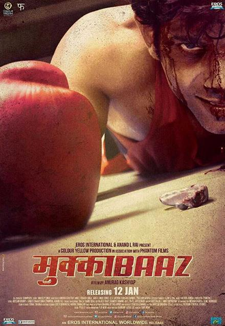 Mukkabaaz (2018) Hindi HDRip x264 AAC 700MB-MovCR