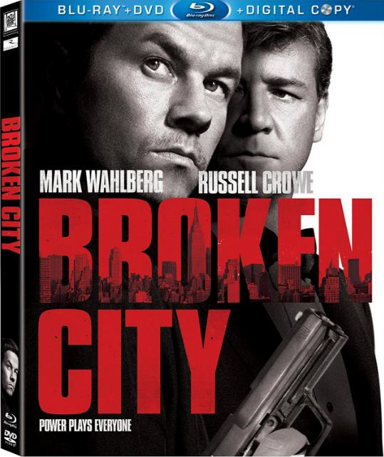Broken City (2013) 720p BluRay Dual Audio [ENG+Hindi] 900MB ESubs-KatMaster
