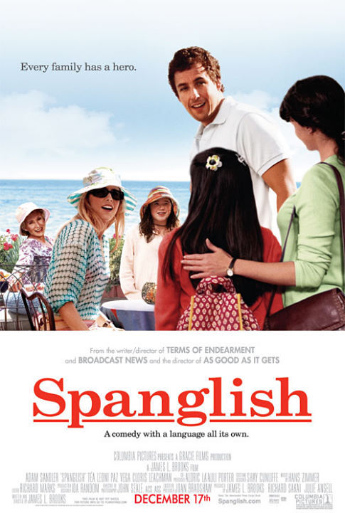 Spanglish 2004 BRRip XviD MP3-XVID